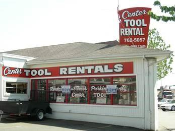 center tool rental
