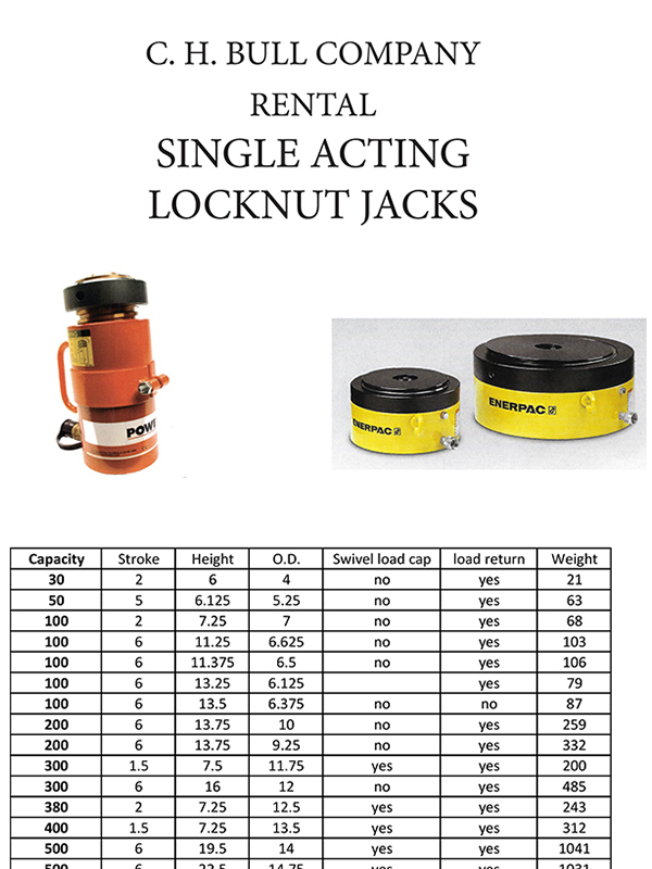 Single-Acting-Locknut-Jacks