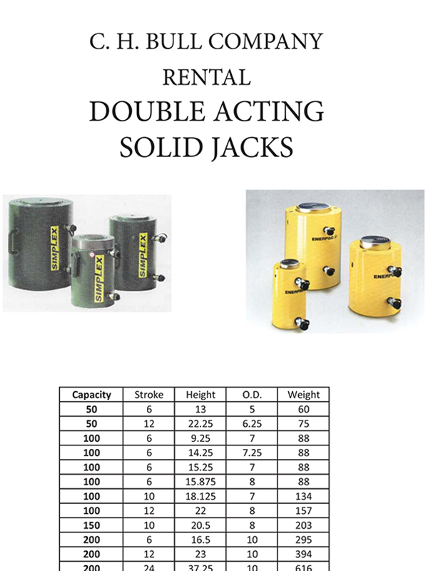 double-acting-solid-jacks