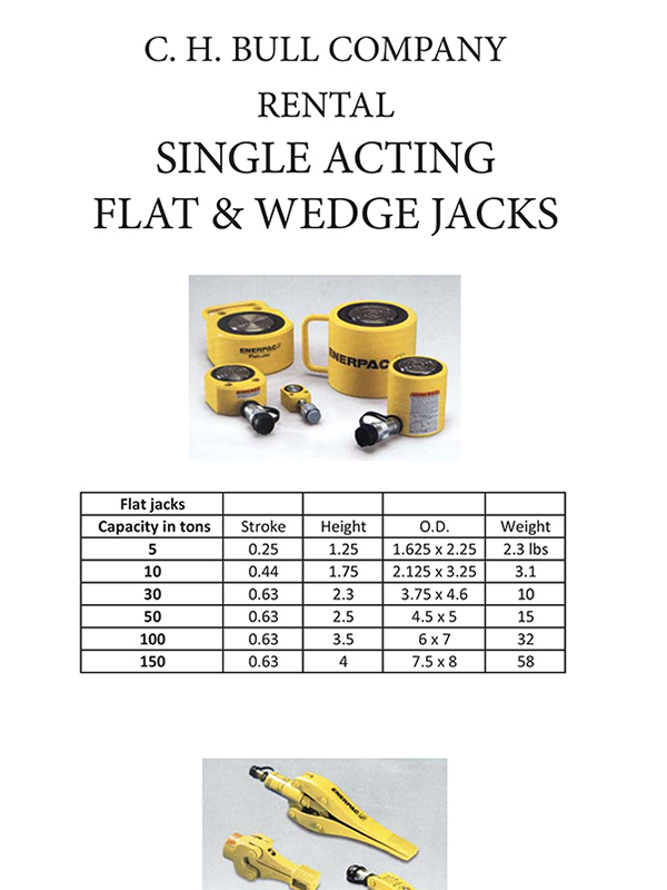 single-acting-flat-and-wedge-jacks